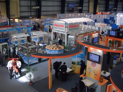 ENERGY INDIA, MDA INDIA, CeMAT INDIA und Industrial Automation INDIA 2008 (10. bis 13. Dezember)