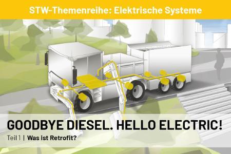 Goodbye Diesel, hello Electric!