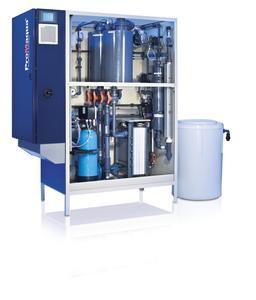Electrolysis system CHLORINSITU® III