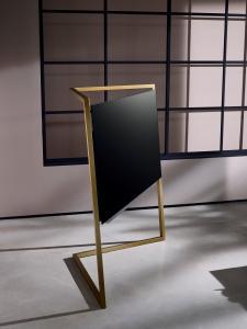 Loewe bild 9 floorstand lightgold