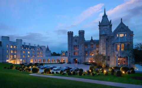 Fünf-Sterne-Kommunikationstechnologie für das Luxushotel Adare Manor