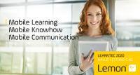 Lemon Mobile Learning auf der Learntec