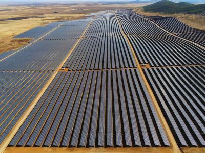 ib vogt solar power plant Bienvenida, Spain