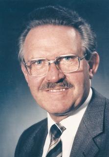 Firmengründer Dipl.-Ing. Paul Schmidt (1922-1994)