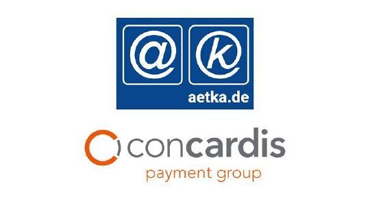 Telekommunikationsanbieter aetka und Concardis kooperieren.