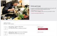 Einbindung von Kalendern und Teilnehmeranmeldung in Corporate Website