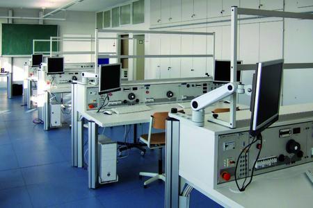 erfi - Moderne Elektroniklabore ermöglichen moderne pädagogische Konzepte