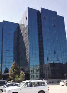 Yokogawa office Turkmenistan