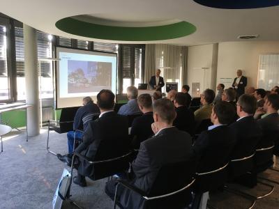 Veranstaltung für Planer in Stuttgart