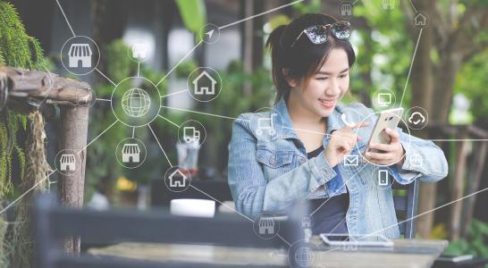 Die Alipay-App aus China ist die weltweit größte Lifestyle- und Payment-Plattform. Bild © Chaay_tee / Fotolia.com