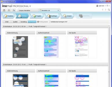 Release der neuen E-Mail Marketing Version Inxmail Professional 4.2