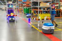 inconso setzt auf strategische Partnerschaften für den Einzug mobiler autonomer Roboter in der Logistik