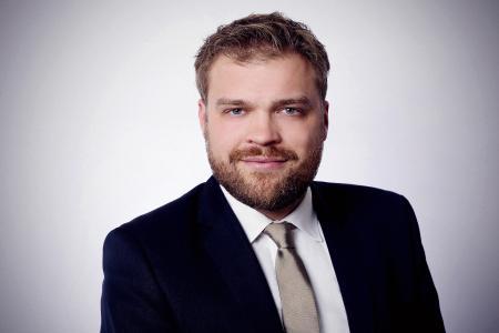 Thomas Henk, Product Sales Director bei Nuvias