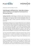 [PDF] Pressemitteilung: FlexNet Manager for SAP®Business Suite - frischer Wind mit überzeugenden Produktfeatures und strategischem Partnerkonzept für den deutschsprachigen Markt