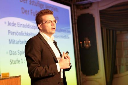 Mike Bergmann Vortrag