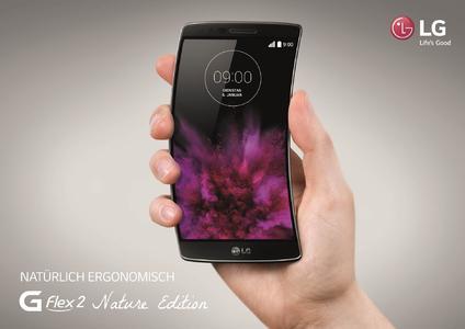 G Flex2 Nature Edition - neueste Sensation aus dem Hause LG