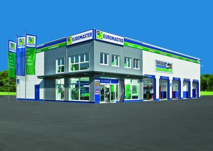 Michelin-Tochter Euromaster setzt auf KUMAVISION (Bildquelle: Euromaster)
