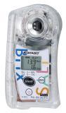 Mit dem neuen digitalen Hand-Refraktometer PAL-BX|SALT+5 bietet ATAGO Herstellern aus der Lebensmittelindustrie die Möglichkeit, Brix-Wert und Salzgehalt in einem Gerät gleichzeitig zu messen.