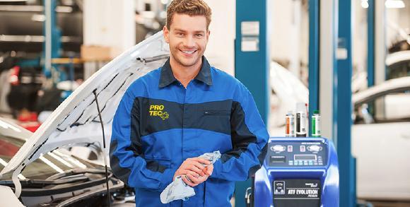 Werkstattmeister mit ATF Evolution Premium