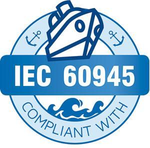 GD IEC 60945 Stempel