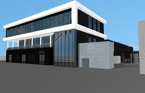 C 2: Design of new metal laser centre.