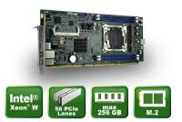 PEMUX-XEW1 – Slot CPU card with XEON® W processor