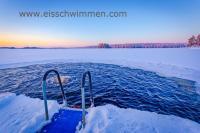 Eisschwimmen für Führungskräfte