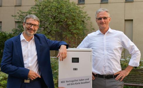 Geschäftsführung Parkstrom / Bild: Parkstrom GmbH