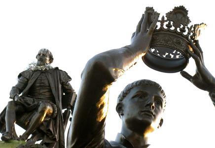 Der König gibt nur ungern seine Krone ab (Foto: khrawling/flickr.com)