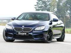 G-POWER M6 Gran Coupe - Express-Zuschlag mit 650 PS, 700 PS oder 740 PS