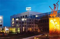 Hauptstandort der enviaM in Chemnitz