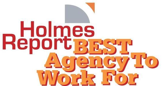 Logo Holmes Report Award