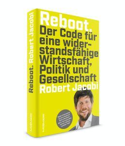 Cover Reboot von Robert Jacobi