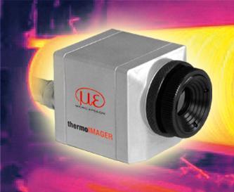 Micro-Epsilon: Wärmebildkamera in Miniatur