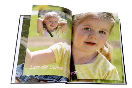 Fotobuch und Fotoalbum: Kinder