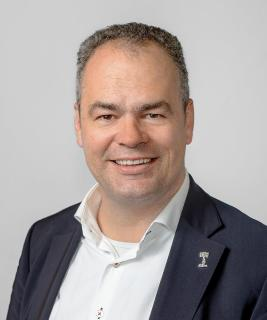 Dr. med. Jörg Ansorg, Geschäftsführer BVOU