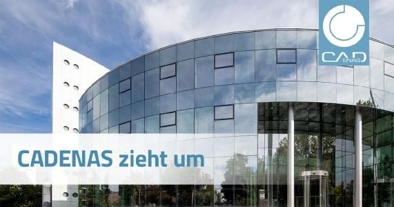 CADENAS zieht 2020 in größere, hochmoderne Büroräume