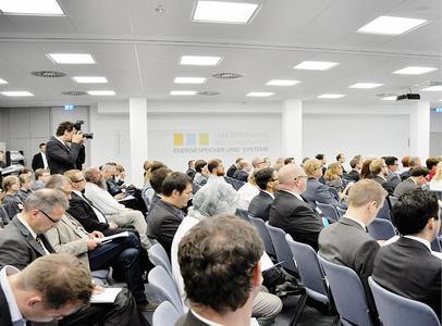 Nds. Forum für Energiespeicher und -systeme 2014