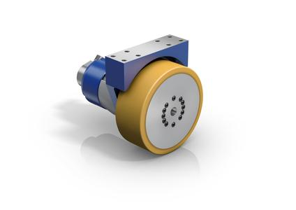 TAS servo actuator with high power density and industry-specific feature packages