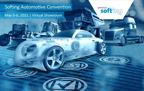 Softing Automotive Convention   5.-6. Mai 2021