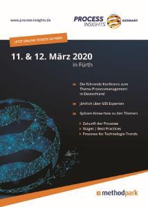Process Insights Germany 2020