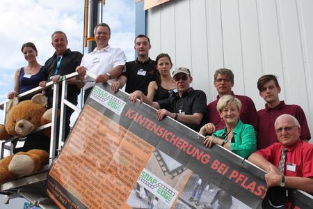 Das Muck-Truck – Team bedankt sich für Ihren Besuch auf unserem Messestand zur bauma 2013