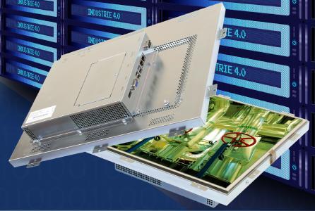 Einbau Panel PC distronik GmbH