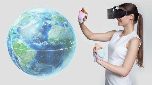 Hapto für realistische VR- und AR-Haptik