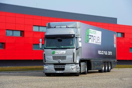 Tools und Services zur Senkung des Kraftstoffverbrauchs: Optimale Lkw-Konfiguration