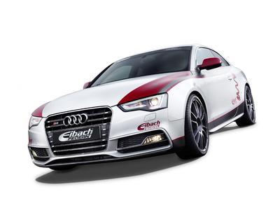 Eibach Audi S5 front