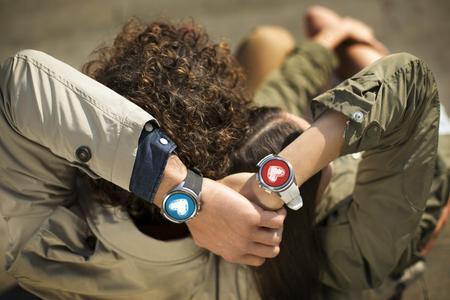 LG präsentiert neue Smartwatch mit Android Wear und LTE