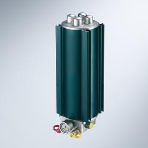 Using a special flow control valve, Stauff bypass filters of the BPS series do not need an integrated motor/pump unit  (Picture: Walter Stauffenberg GmbH & Co. KG)