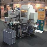 BOY has strong presence at Swiss Plastics