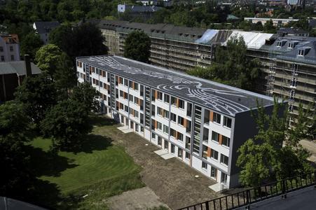 Deutschlands grösstes Dachbild